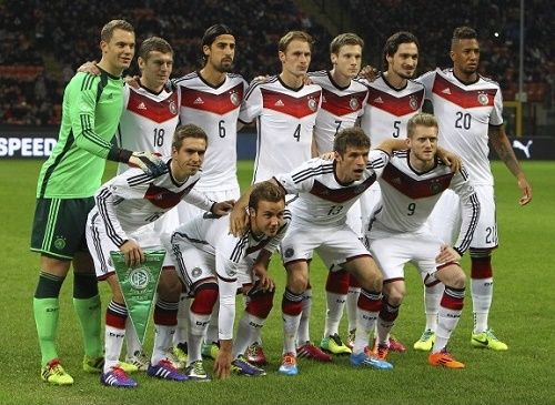 Germany football roster declared for friendly matches against Australia and Georgia at the end of March, 2015. Badstuber and Gundogan return to German team.