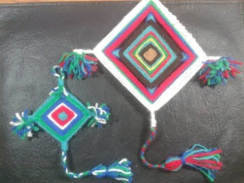 Dios Tutorial, Tutorial Mandala, Huichol Mandala, El Video, Carmen Goldsmith, Huichol Youtube, Mandala Youtube, Saber Mas, 5Th Waldorf
