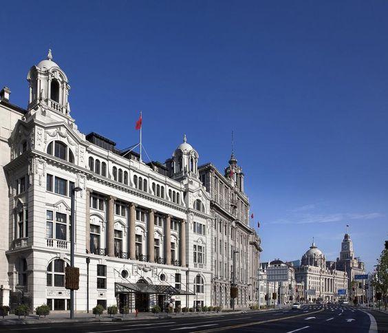 Hotel Waldorf Astoria Shanghai on the Bund - Shanghai #HotelDirect info: HotelDirect.com