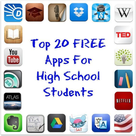 Free Apps For High School Students 1.jpg Kids