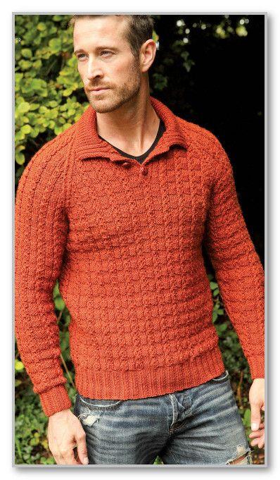 Пуловер поло