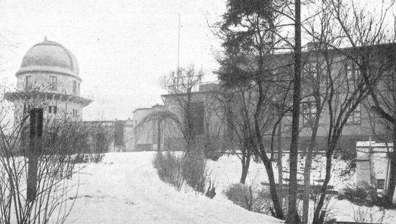 Königsberg Pr. Sternwarte