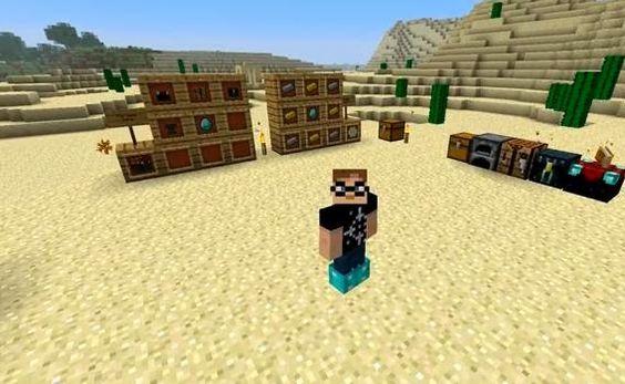 Minecraft mods Simple Portables 1.6.4/1.6.2 | Download Free Minecraf Mod