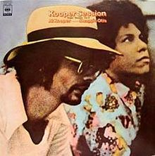 Kooper Session - Super Session, Vol. II (Al Kooper album - cover art).jpg