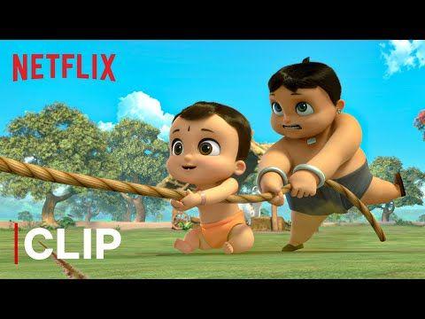 Mighty Little Bheem Tug Of War Netflix India Youtube Netflix India Tug Of War Netflix