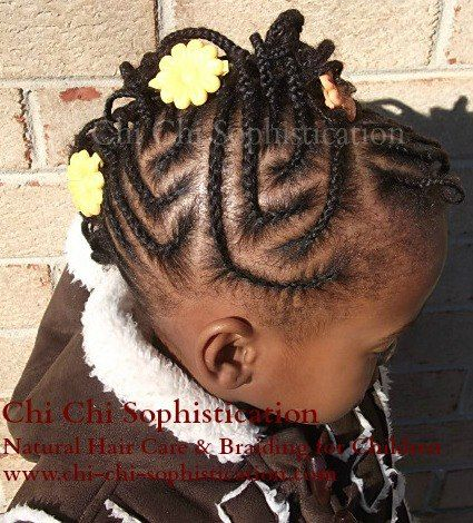 Groovy Creative Girls And Cornrows On Pinterest Short Hairstyles For Black Women Fulllsitofus