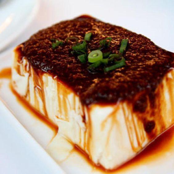 Spicy Cold Tofu