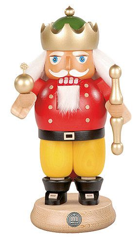 Nutcracker King - 23 cm / 9 inches