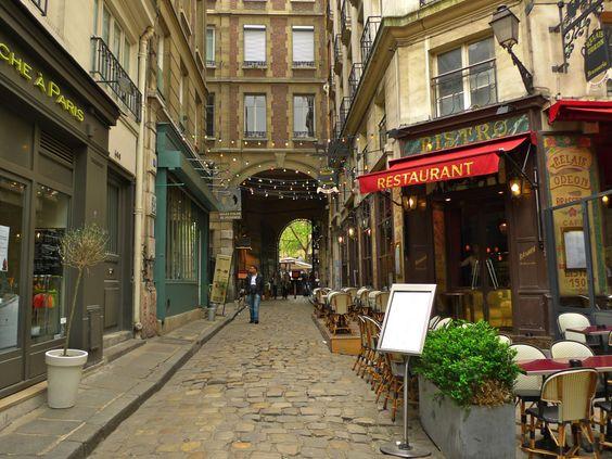 passage Saint-André