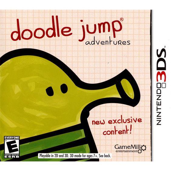 Doodle Jump 3DS