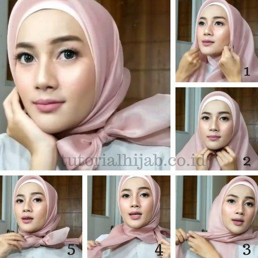 Job2gobackend Tutorial Hijab Mudah Gaya Hijab Hijab