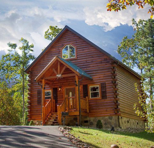 Cabin Cabin Rentals And Luxury Log Cabins On Pinterest