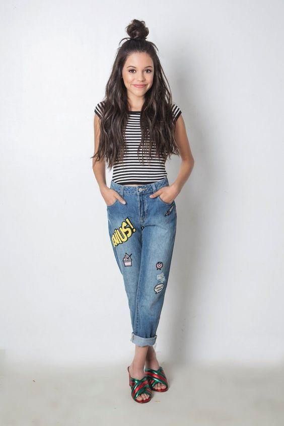Ropa De Moda Para Adolescentes De 13 Anos Outfits Para El Dia Del Estudiante Ropa De Moda Para El Dia Del Estudianta Moda Joven Moda Adolescente Ropa De Moda