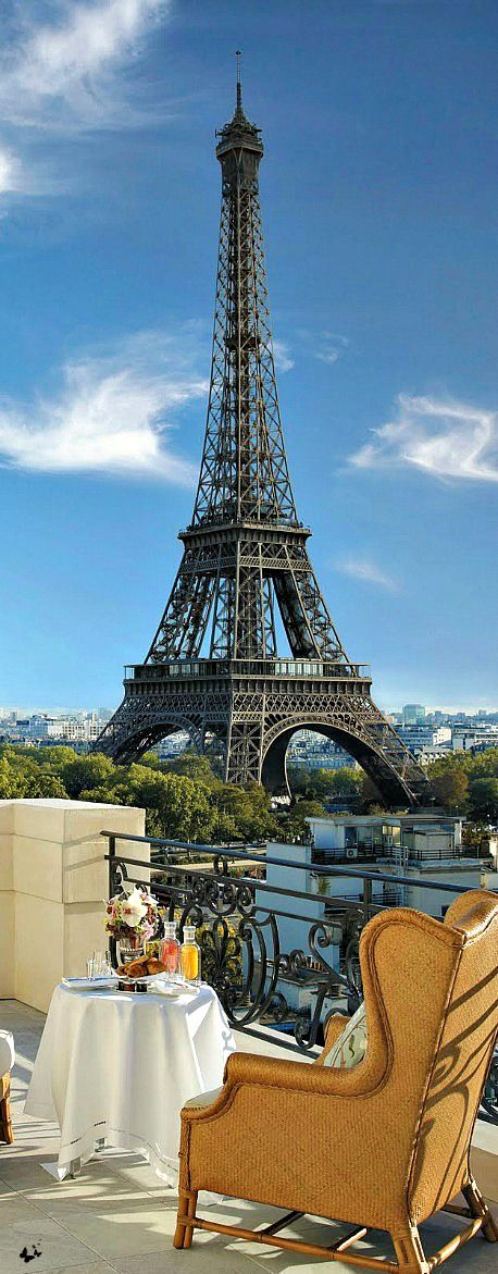 Paris is magic