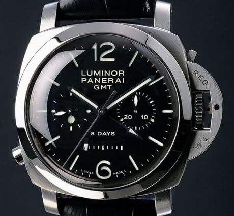 I remember my dad used to have an Omega that his father gave him.  He cherished that watch, always cleaned made sure everything was working properly. This would make a good 40th bday gift, anyone? *lol*
