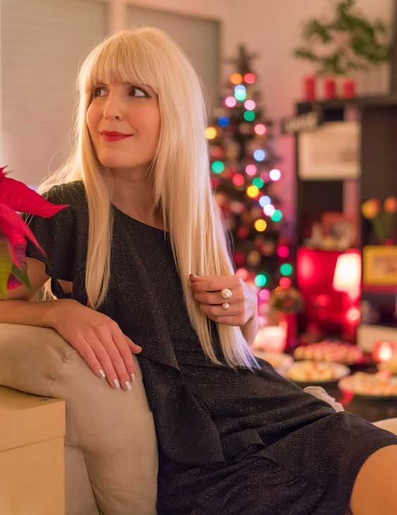 #lbd #littleblackdress #dress #christmas #newyear #fashion #outfit #ootd #festive #home #decor