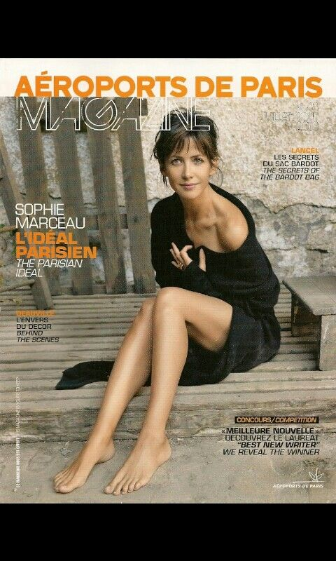 Sophie Sophie Marceau French Actress Sophie