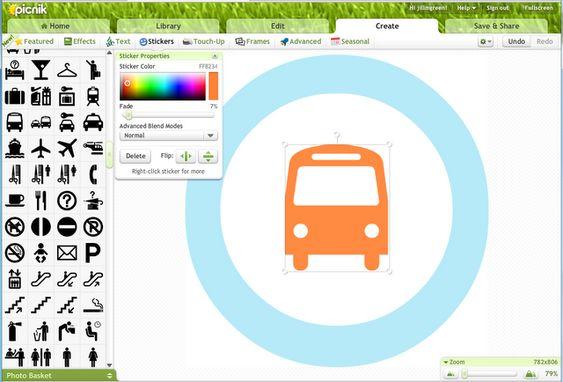 Make printables on Picnik? Learn how here...