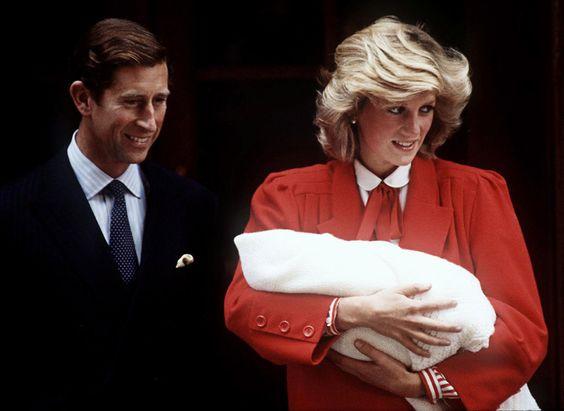 Así vivió el príncipe Guillermo el nacimiento de su hermano Harry - Foto 1