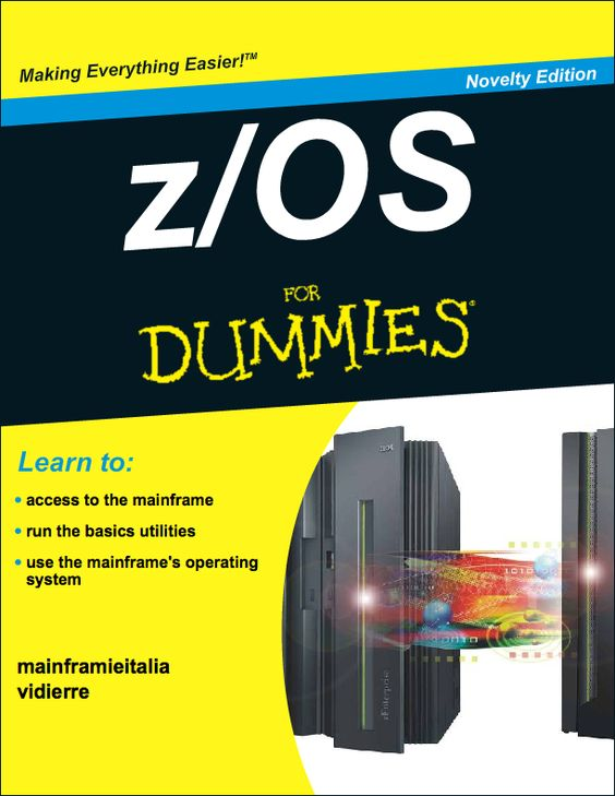 z OS for Dummies mainframe for dummies Pinterest - resumes for dummies