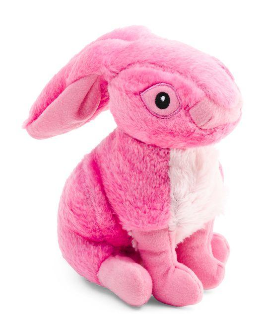 Large Wildlife Rabbit Dog Toy Dog Toys Dinosaur Stuffed Animal