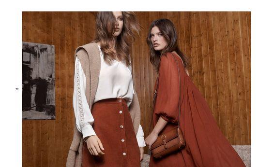 Massimo Dutti : Lookbook para Outono 2015