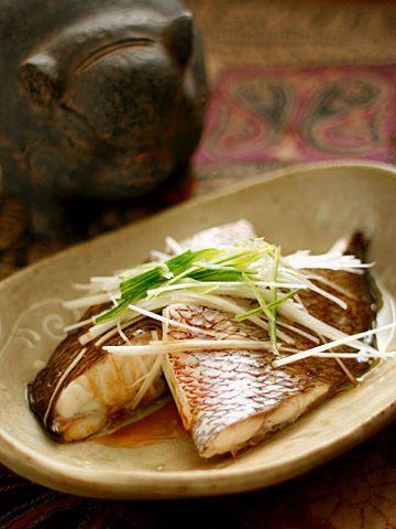 qing / 蒸魚 / uchimeshi diary