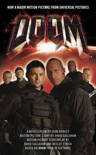 Doom by John Shirley.