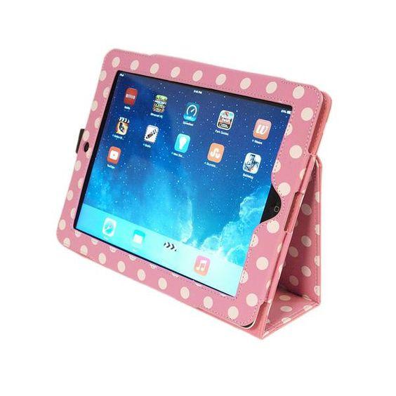 Kyasi Seattle Classic Tablet Folio Case for iPad Air