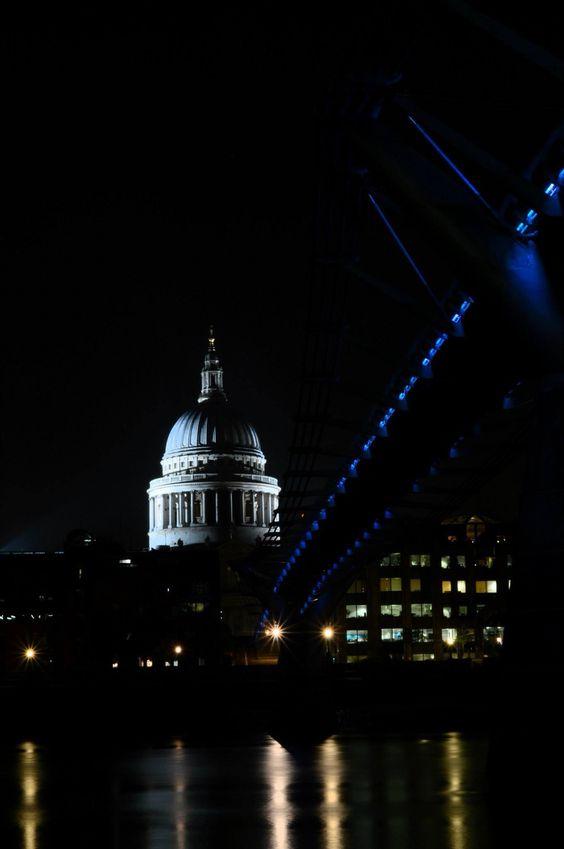 Millennium Bridge - London, UK