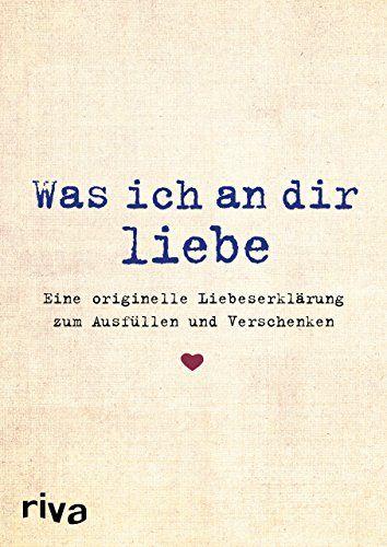 Was ich an dir liebe: Eine originelle Liebeserklärung zum... https://www.amazon.de/dp/3868837124/ref=cm_sw_r_pi_dp_uWlDxbARB6CKZ
