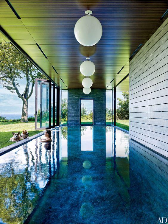 These Modern Pools Make a Minimalist Splash Photos | Architectural Digest