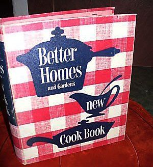 Cook books vintage and better homes and gardens on pinterest - Vintage better homes and gardens cookbook ...