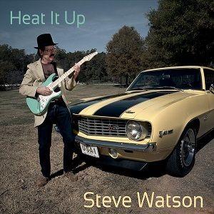El guitarrista Steve Watson lanza Heat It Up