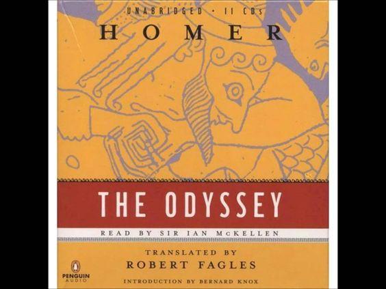 Odyssey Book 12 translated by Fagles read by Ian McKellan | ENGL ...
