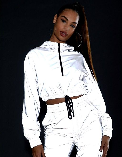 veste reflechissante adidas