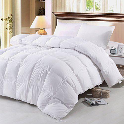 Goose Down Comforter Queen