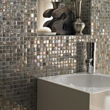 Fired earth tile and earth on pinterest for Fired earth bathroom ideas