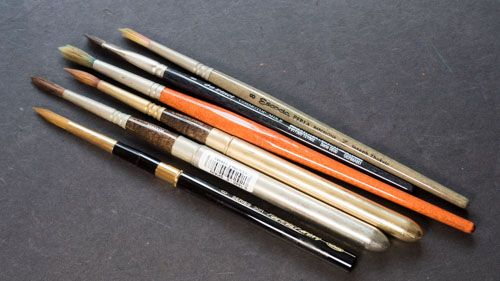 10 Best Affordable Watercolor Brushes In 2018 Watercolor Brushes