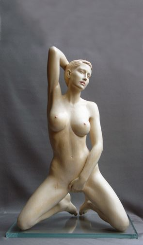 Think, that sexy nude women wood carvings