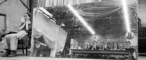 Pina Bausch - Ausstellung Pina Bausch und das Tanztheater im MArtin-Gropius-Bau 16.September 2016 bis 9.Januar 2017 #lalaberlin #lala #berlin #lalaloves #art #design #dance #feeling #inspiration