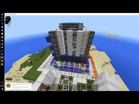 Student Modded Mumbo Jumbo Redstone Nuclerar Reactor To Work In Minecraft Education Edition Minecraftedu Nuclear Reactor Nuclear Redstone Creations