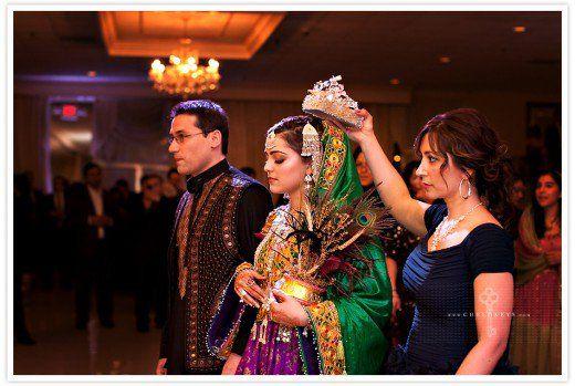 Afghanistan marriage customs in Women in