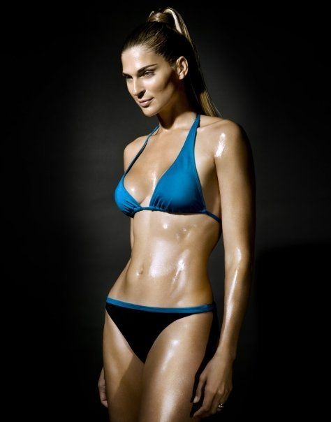 Gabby Reece - absolute perfection. I hope to one day have a body like this.