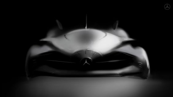 Mercedes-Benz Sketches on Behance