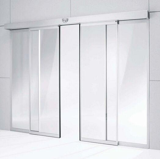 Material Aluminum Alloy Type Sliding Certification Ce Sgs Iso9001 Position Commercial Convenient In Automatic Sliding Doors Sliding Doors Automatic Door