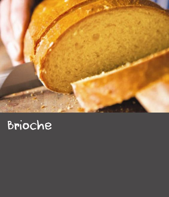 Brioche | This classic French bread is rich and slightly sweet, with a soft, golden crust and a yellow, buttery, cakey crumb. It is widely eaten in France - with coffee for breakfast,as a roll with dinner, or as a base for any number of desserts. At River Cottage, we liketo toast brioche and serve it with a smooth chicken liver pate, and a little fruit jelly.   Contrary to popular belief, as bread goes, brioche is pretty straightforward.The dough is very soft to handle though, so kneading…