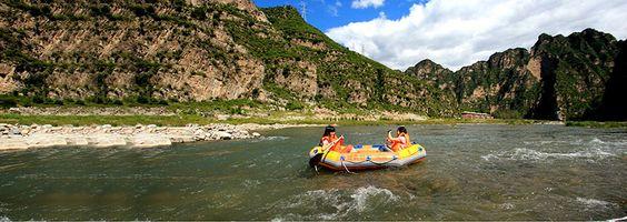 Conoce Yesanpo, montañas, bosques y cuevas - http://www.absolut-china.com/conoce-yesanpo-montanas-bosques-y-cuevas/