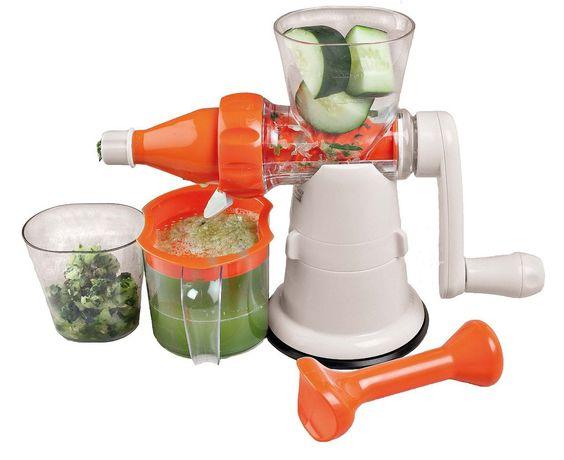Birchline - Paderno World Cuisine Manual Juicer, $59.95 (http://www.birchline.com/paderno-world-cuisine-manual-juicer/)