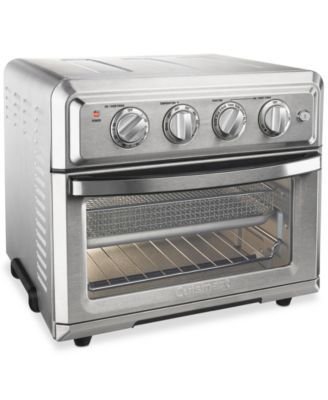 Cuisinart Toa 60 Air Fryer Toaster Oven Reviews Small Appliances Kitchen Macy S Countertop Oven Toaster Best Air Fryers